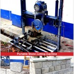 (TOP) Portable Stone cutting machine (BOTTOM) Portable Stone Cutter products